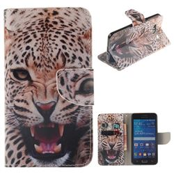 Puma PU Leather Wallet Case for Samsung Galaxy Grand Prime G530