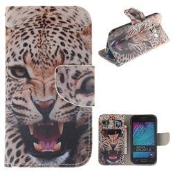 Puma PU Leather Wallet Case for Samsung Galaxy J1 2015 J100