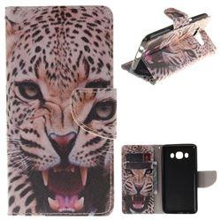 Puma PU Leather Wallet Case for Samsung Galaxy J5 2016 J510