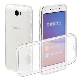 Supper Clear Non-slip TPU Back Cover for Huawei Y5II Y5 2 Honor5 Honor Play 5