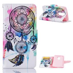 Windmill Leather Wallet Case for LG K7 X210 X210DS MS330 LS675