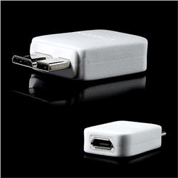 Micro USB 2.0 Female to Micro USB 3.0 Male Adapter for Samsung Galaxy S5 / Galaxy Note 3