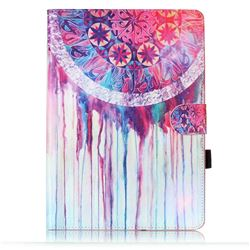 Watercolor Folio Flip Stand Leather Wallet Case for Samsung Galaxy Tab S2 9.7 T810 T815 T819 T813N