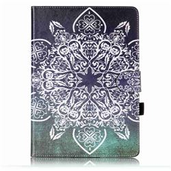 Mandala Folio Flip Stand Leather Wallet Case for Samsung Galaxy Tab S2 9.7 T810 T815 T819 T813N