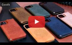 Guuds.com new Luxury Mandala Multi-function Magnetic Card Slots Stand Leather Back Cover #Guuds