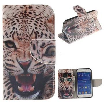 Puma PU Leather Wallet Case for Samsung Galaxy Core Prime G360