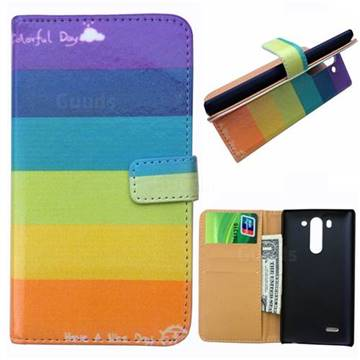 lg g3 wallet phone cases. rainbow leather wallet case for lg g3 beat mini g3s d725 d722 d729 b2mini lg phone cases