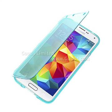 flip folio style tpu flip case for samsung galaxy s5 g900