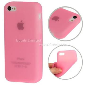 iphone 5c silicone case soft silicone for iphone 5c pink silicone 14701