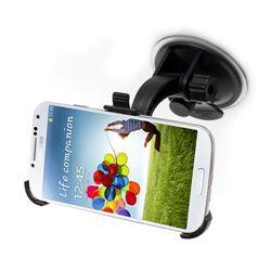 360 Rotary Ball Head Car Windshield Mount Holder for Samsung Galaxy S4 i9500 i9505